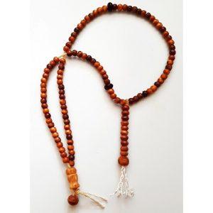 Gebetskette (Tasbih) - Holz bis 1000