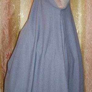 Al-Amira Hijab groß - grau