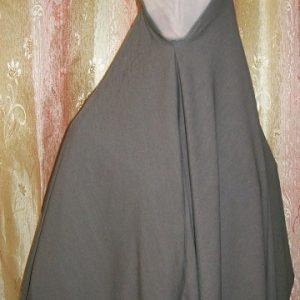 Al-Amira Hijab groß - braun