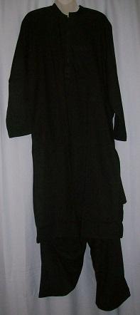 Schalwar Qamis, dunkelblau XL