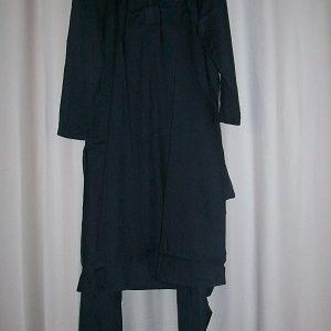Schalwar Qamis, blau XL