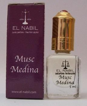 El Nabil Musc Madinah