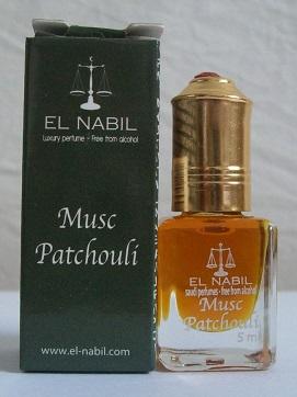 El Nabil Musc Patchouli