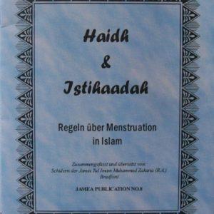 Haidh und Istihaadah