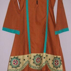 Salwar Kameez - braun