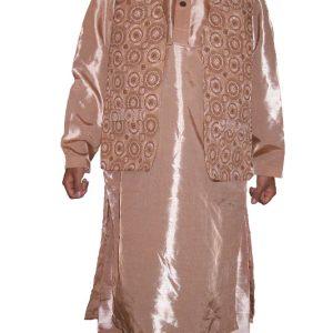 festlicher Salwar Kameeez mit Weste Größe 18
