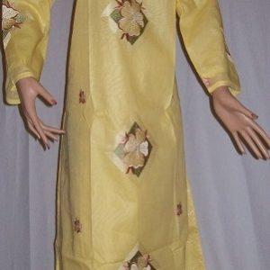 Jalabiya arabisches Frauenkleid S
