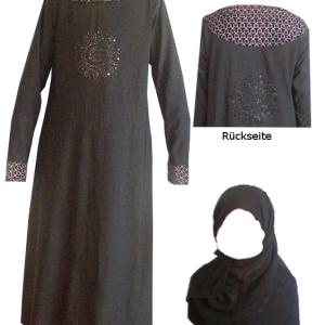 Abaya - 100 cm Länge