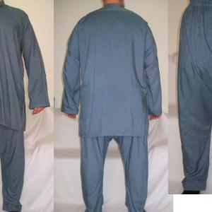 Hemd und Hose - blau - M