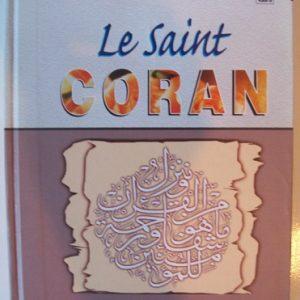 Koran mit französischer Übersetzung