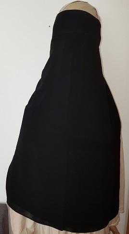 3 lagiger Niqaab