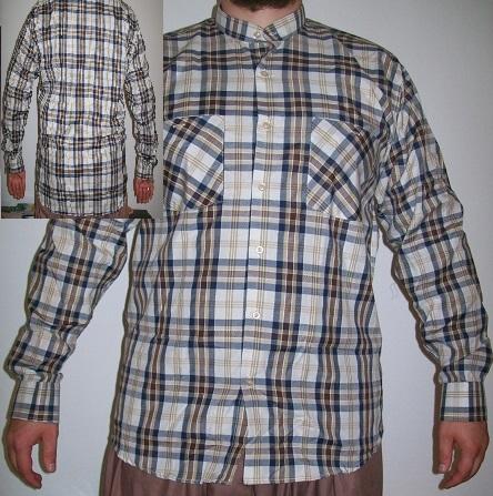 Türkisches Hemd - Größe 1 (S)