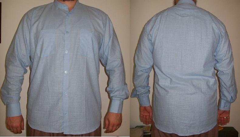 Türkisches Hemd - Größe 2