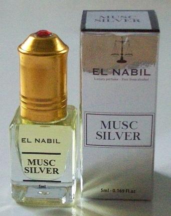 El Nabil Musc Silver